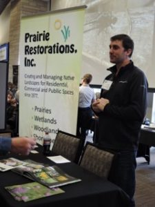 DWN 2016 - Exhibiter Patrick Kelly, Assistant Site Manager:Land Management Coordinator, Prairie Restorations