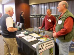 DWN 2016 - Exhibiters Karl Ruser and Roy Robison from Landscape Alternatives, IMG_3444